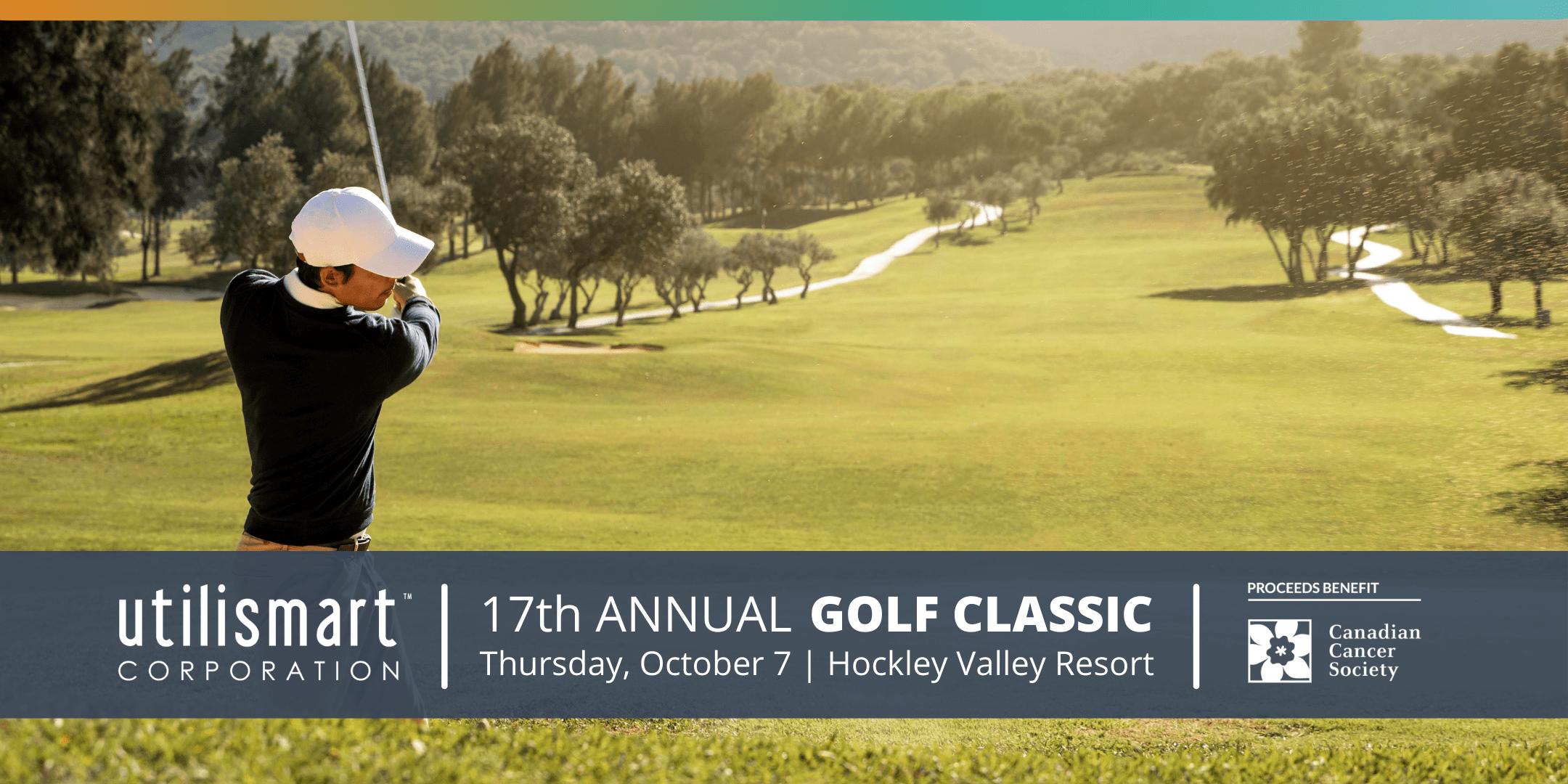 Utilismart 17th Golf Classic