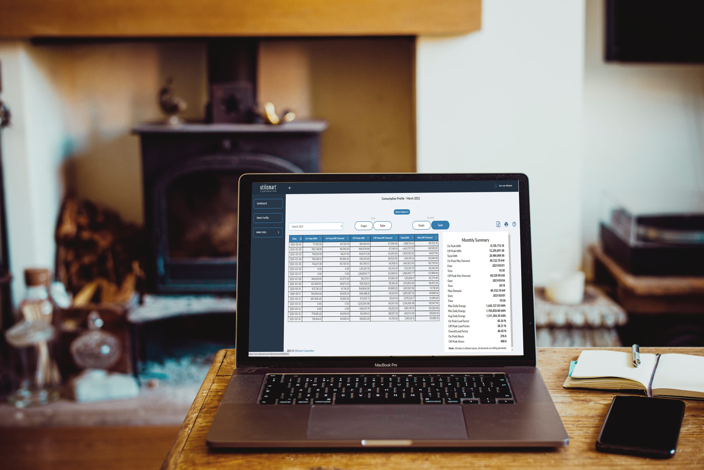 C&I Energy Management System: Consumption Profile